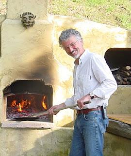 About us Pietro - Curso de cerâmica na Toscana