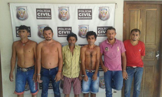 Operação prende quadrilha e retira armas de circulação em Chapadinha