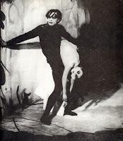 Le cabinet de docteur Caligari