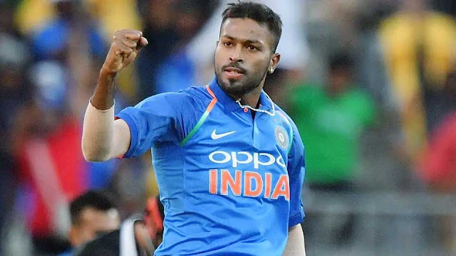 Team India and Mumbai Indians all-rounder Hardik Pandya