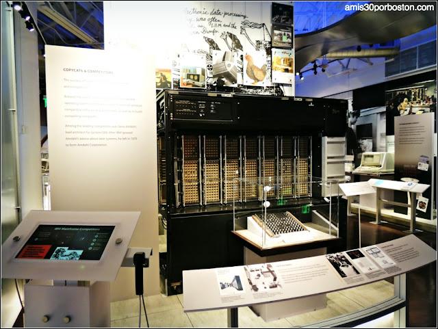 Competidores de la IBM Mainframe