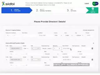 Provide directors details of company