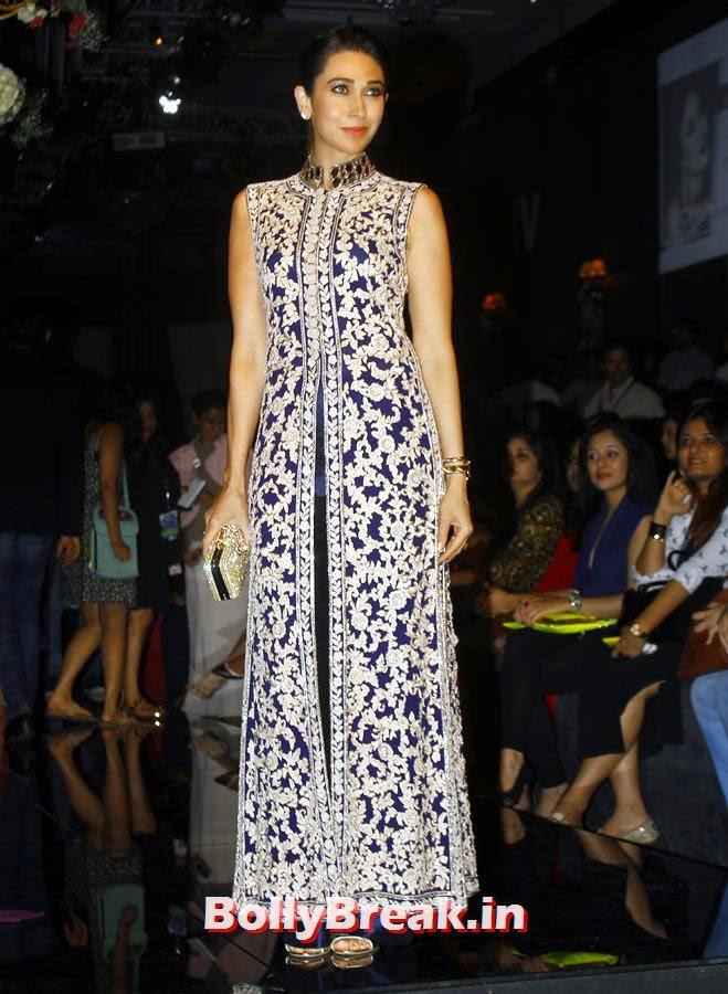 Karisma Kapoor, LFW 2014 Pics  - Lakme Fashion Week 2014 Photo Gallery
