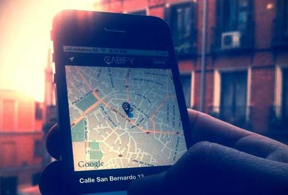 Cabify, aplicaciones Android