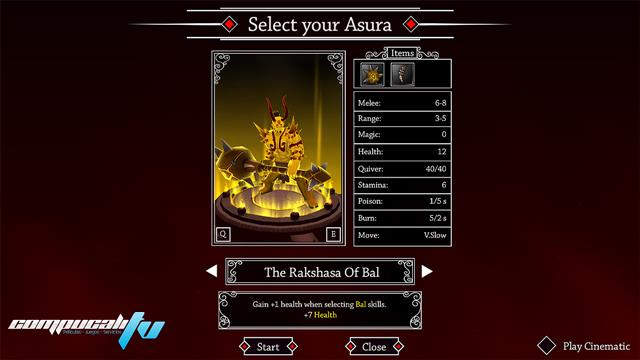 Asura Vengeance PC Full