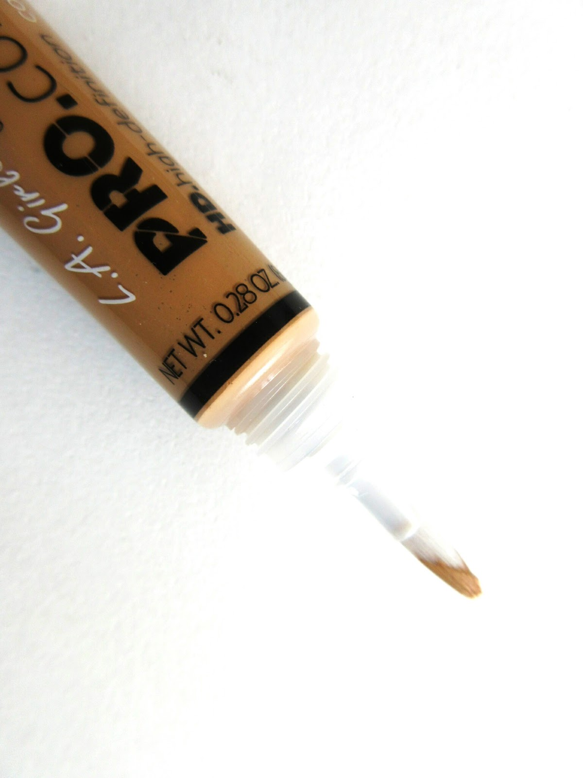 La Girl Pro Conceal Hd Concealer Medium Beige Review Debasree