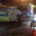 Acidente com ônibus na rodovia RN-160 altura do Amarante em São Gonçalo do Amarante