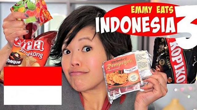 5 Makanan Indonesia Yang Di Sukai Orang Jepang
