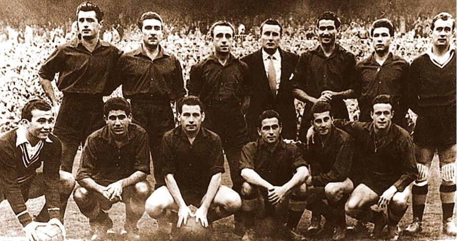 Equipos de f tbol real valladolid en la temporada 1953 54 - Fotos del real valladolid ...