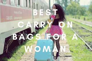 Best Carry On Bags for a Woman
