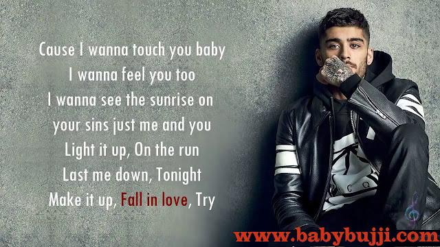Dusk Till Dawn - Zayn Malik | song with Lyrics |best english song