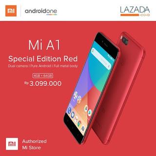 Xiaomi MI A1 special edition