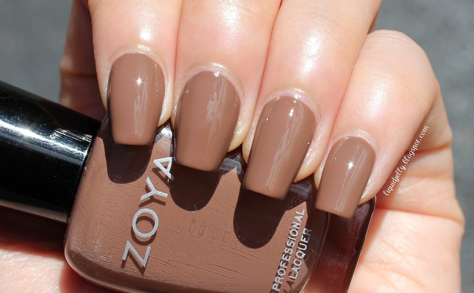 Liquid Jelly: [Review+Swatch] Zoya Naturel Deux Collection