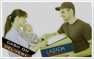 Lazada cara bayar di tempat/cod