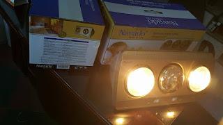 Đèn sưởi phòng ngủ tại Lai Châu