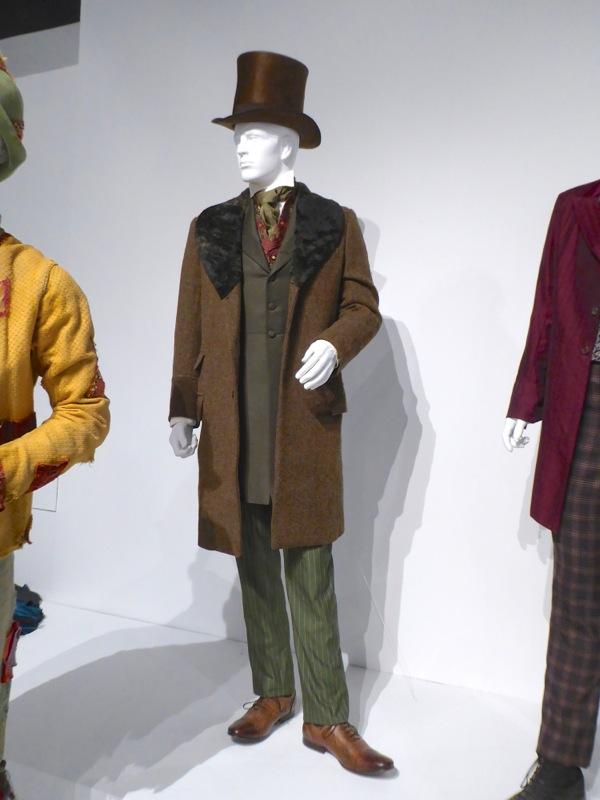 James McAvoy Victor Frankenstein movie costume