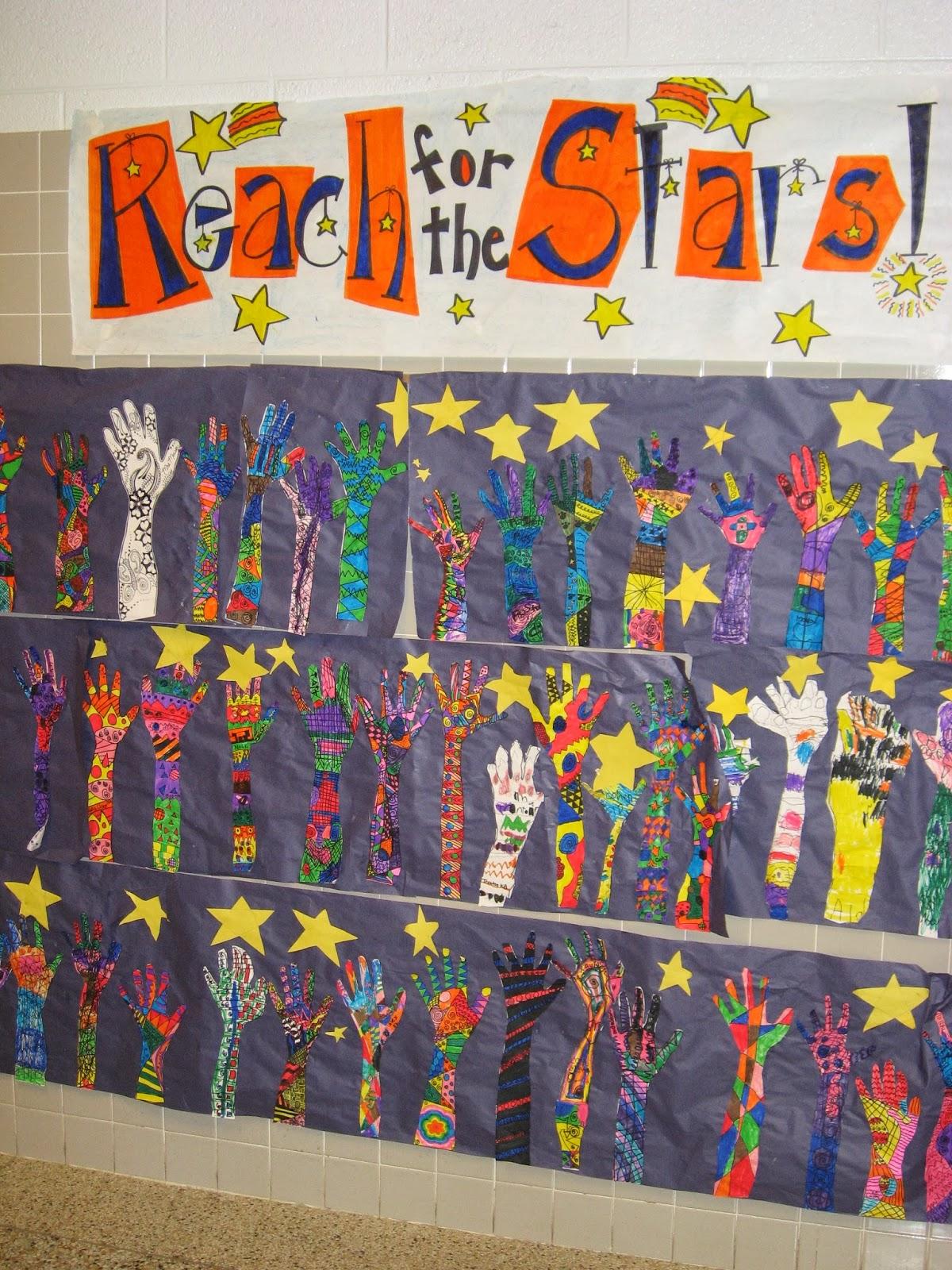 Jamestown Elementary Art Blog September