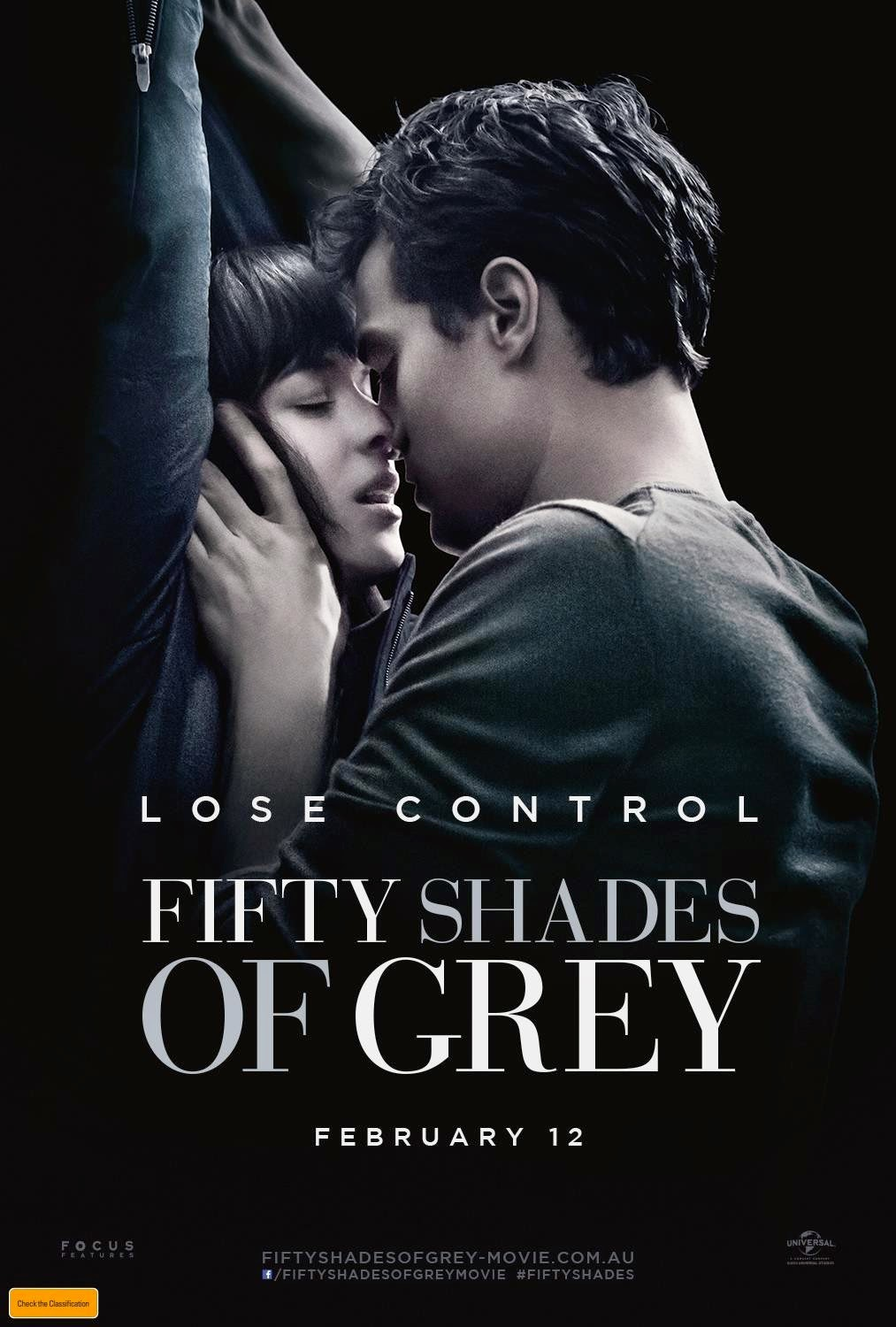 Dino's Beauty Diary - Fifty Shades of Grey (2015) Film Review