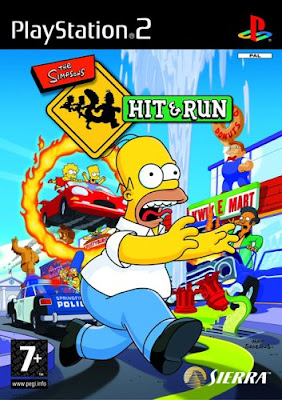 The Simpsons Hit & Run (NTSC) PS2 Torrent Download