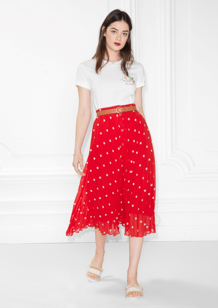 Pleated skirts – my pick of the pack