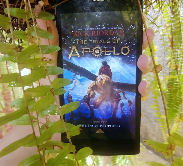 #BookReview: The Dark Prophecy by Rick Riordan