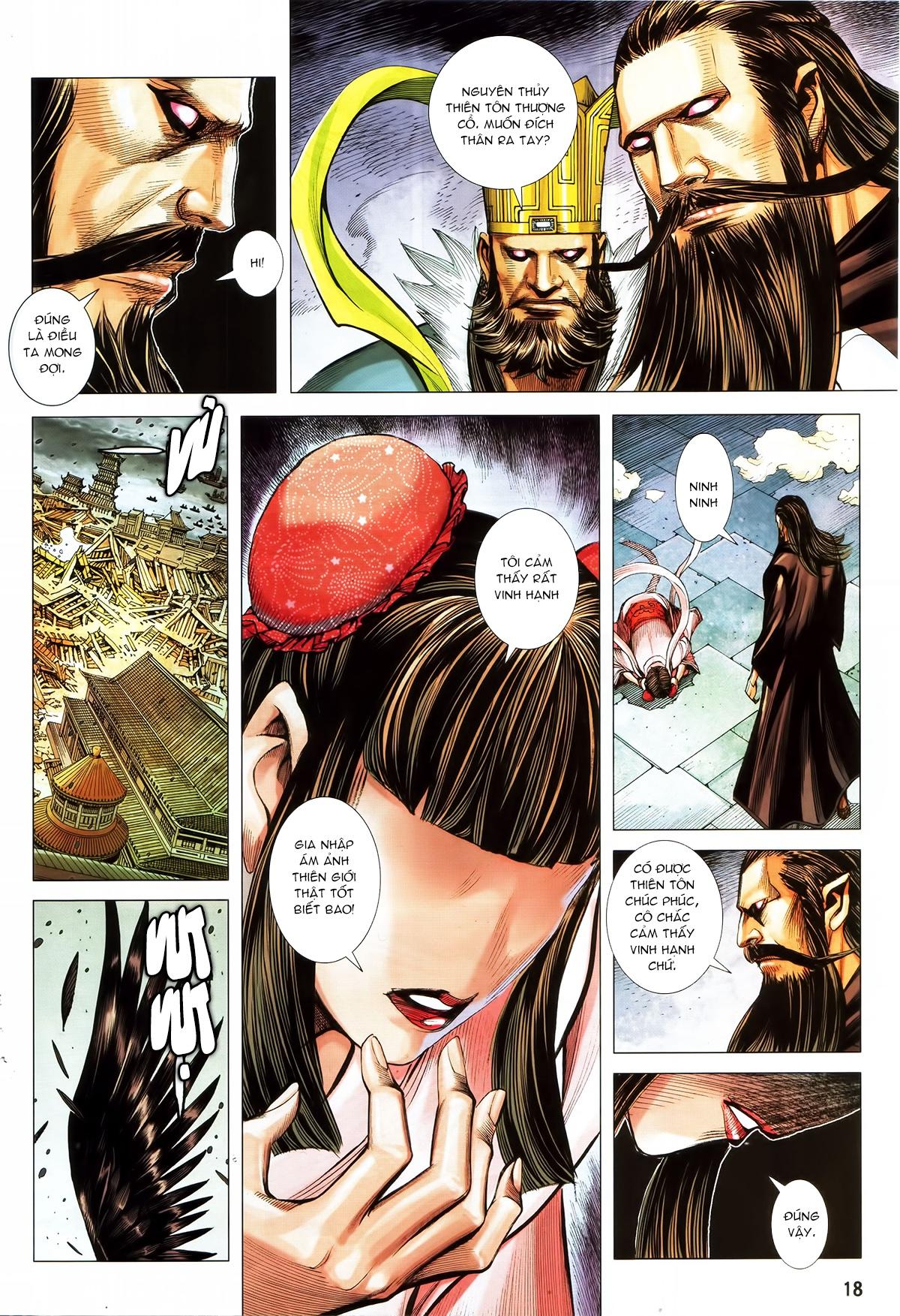 Tây Du trang 18