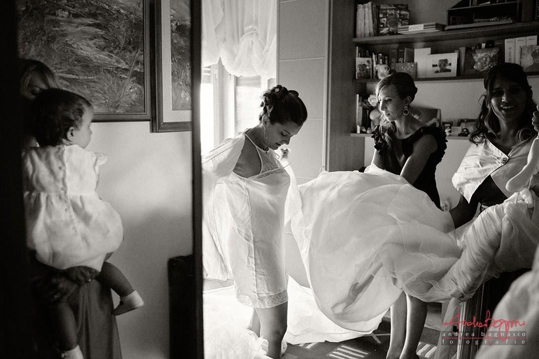 preparazione sposa matrimonio Genova Quarto