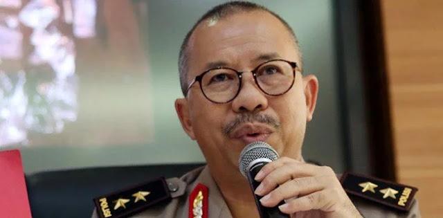 Polri: Kenapa Nggak Bilang Saja Ganti Jokowi
