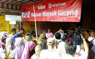 Sinar Mas Distribusikan Minyak Goreng Murah Di Kota Pekalongan