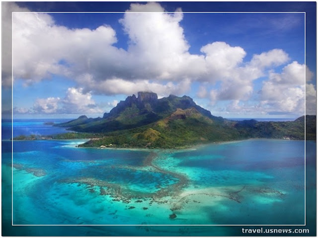 Bora Bora - Top 7 Best Places to Travel in Australia & The Pacific At Least Once