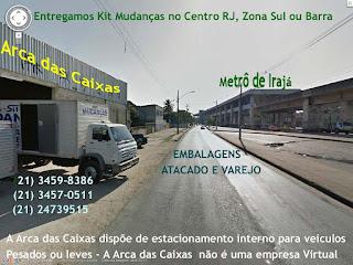 PLÁSTICO BOLHA IPANEMA  -  PLÁSTICO BOLHA CENTRO RJ RJ