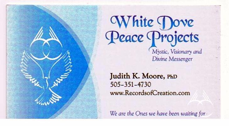 WHITE DOVE PEACE PROJECTS