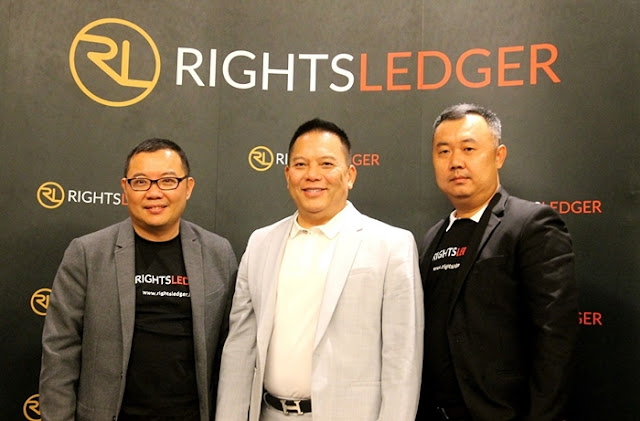 RightsLedger, digital rights marketplace,