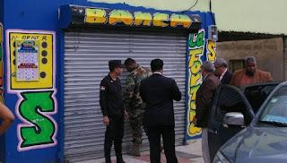 El diputado oficialista Alexis Sánchez declaró que en el país se rompió la ley y en la actualidad funcionan entre 10 y 20 mil bancas de apuestas ilegales por no pagar sus impuestos de operación.