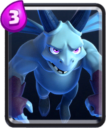 Carta Servos de Clash Royale - Wiki da Carta