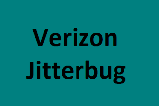 Verizon Jitterbug 2017