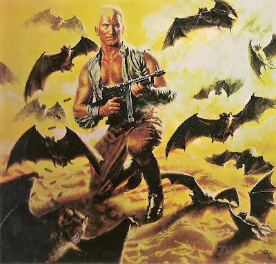 Doc Savage illustré par James Bama