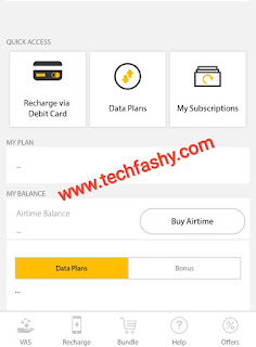 Get Free 500MB Data From MTN When You Download Mymtn App
