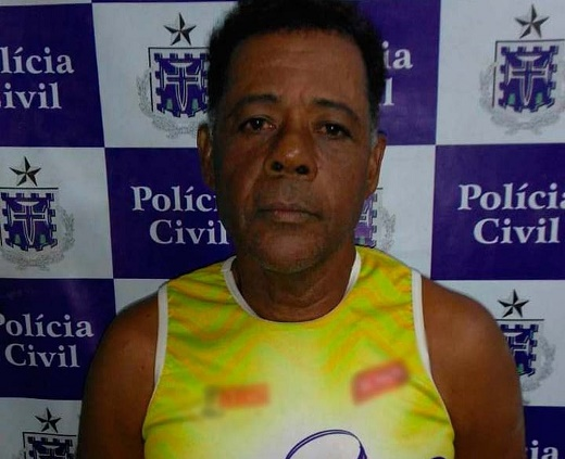 Bahia – Homem é preso acusado de estuprar e matar a mãe um dia antes do aniversário da vítima
