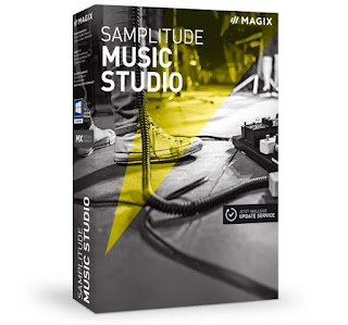 Samplitude Music Studio 2017 v23.0.0.10 (Inglés)(Produce tu música)