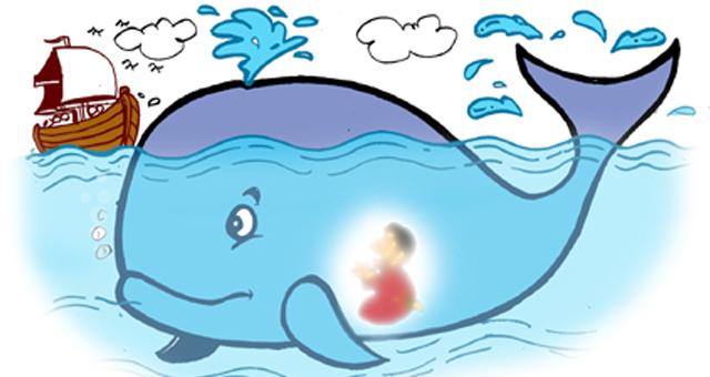 Doa Nabi Yunus Dalam Perut Ikan
