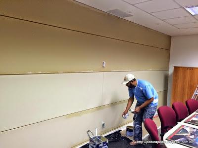 pintura de escritórios
