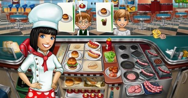 Migliori giochi di cucina e gestione ristoranti per for Programmi per disegnare una cucina gratis