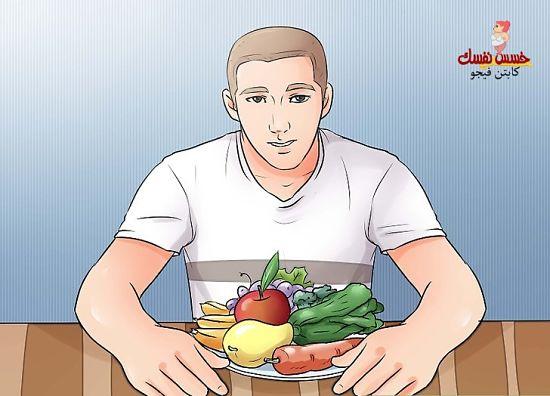 دايت صحي يُنقص وزنك الزائد في شهور معدودة