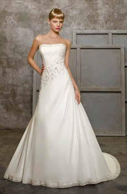 New Wedding Ideas: Modest Wedding Dresses