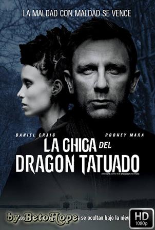 La Chica Del Dragon Tatuado [1080p] [Latino-Ingles] [MEGA]