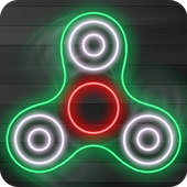 Download Game Fidget Spinner MOD APK v1.5 Full Hack Unlocked All Spinner for Android Gratis