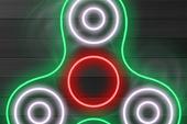 Download Game Fidget Spinner MOD APK v1.5 Full Hack Unlocked All Spinner for Android Gratis