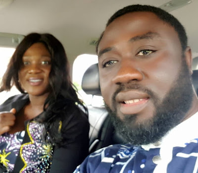 mercy johnson husband tummy belt ambassador