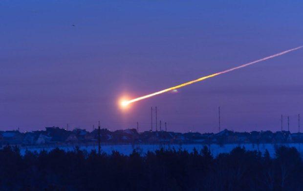 Resultado de imagem para Clarão no céu do RN foi provocado por meteoro